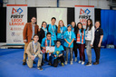Students Attend FIRST LEGO League Competition in Madrid